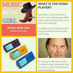 What is the PonoPlayer??? #pono #ponoplayer #ponomusic #sxsw #sxsw14 #neilyoung  http://musicrowgirl.com/2014/03/12/what-is-the-pono-player/