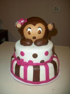 Monkey cake.