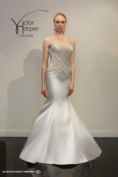 Victor Harper Couture SS15 Bridal Collection
