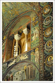 Basilica di San vitale Ravenna