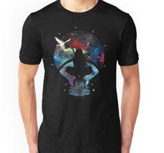Cool Grungy Ninja Silhouette T-Shirts & Hoodies #naruto #itachi #uchiha #cool #animeshirts #clothing