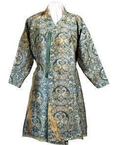 This Seljuk robe (Ir