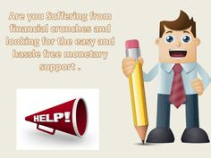 Get Easy And Fast Fiscal Support In Critical Situations
