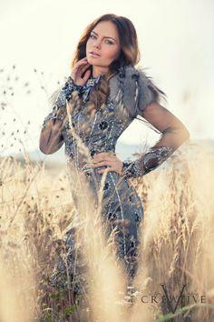 Fashion designer Jana Jurčenko