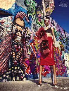 fashion Canada : Tokyo pop