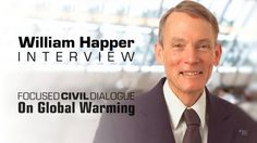 Trump consults William Happer on global warming & climate change (see http://wapo.st/2jr50z0). We interview Happer.