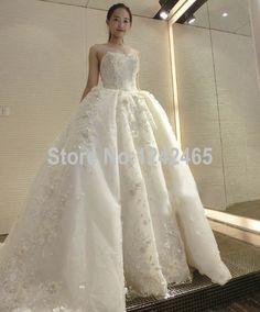 76 Best Ball Gown Wedding Dress images  aaa054d13281
