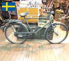 【楽天市場】スウェーデン軍 マウンテンバイク USED:ミリタリー百貨シービーズ