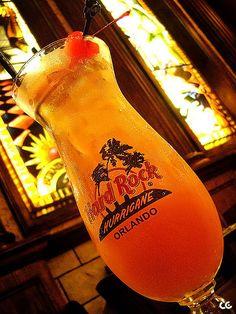 Hard Rock Cafe Drink Recipes Hurricane