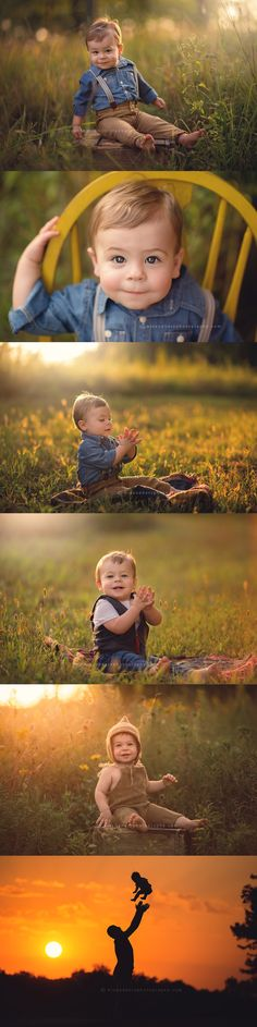 Trendy Ideas For Baby Boy Photography 1 Year Toddlers Baby Boy Photography, Children Photography, Photography Poses, Birthday Photography, One Year Pictures, Baby Boy Pictures, My Little Kids, Bebe 1 An, Book Infantil