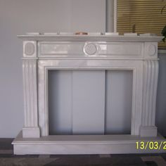 Fireplaces - Dionyssos Marble. Επενδύσεις τζακιών Classic - Μάρμαρο Διονύσου Marble, Greek, Classic, Home Decor, Derby, Decoration Home, Room Decor, Granite, Marbles