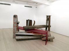 Anthony Caro, Installation view Annely Juda Fine Art (2014)