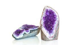 Recharger et nettoyer les Pierres dans une Géode d'Améthyste ou de Quartz   Lithothérapie en Ligne Druzy Ring, Amethyst, Gemstones, Inspiration, Jewelry, Color, Crystals, Stones And Crystals, Jewerly
