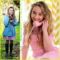 Name: Sabrina Carpenter From: Austin & Ally, Girl Meets World <3