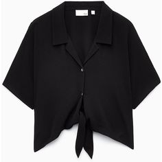 huang blouse Aritzia (245 BRL) ❤ liked on Polyvore featuring tops and blouses