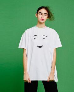 Don't Hug Me I'm Scared for Lazy Oaf Notepad Tshirt