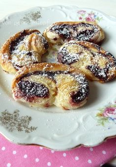 Marmelade-Zimt-Schnecken .. Penne im Topf Penne, Afternoon Tea Recipes, Donuts, Muffins, Cupcakes, Tea Cakes, Biscuit Recipe, Quick Bread, High Tea