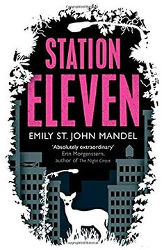 book cover of   Station Eleven