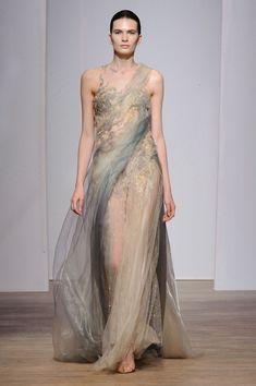 Yiqing Yin at Couture Fall 2013