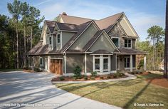 New photos of The Braxton house plan 1343 built by Whispering Creek Custom Homes! #WeDesignDreams #DonGardnerArchitects