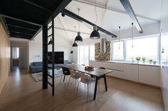Loft in Bratislava / RULES architects