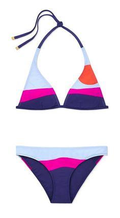 Tory Burch Marguerite Bikini