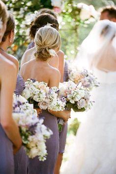 Bridesmaids Lavender