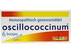 Boiron Oscillococcinum 6st  Oscillococcinum 6st  EUR 8.03  Meer informatie