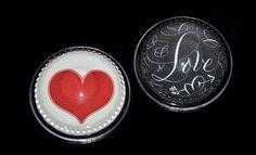 Bernard Maisner - Heart Paperweight -- -- Custom Social Stationery, Fine Engraved Stationery, Wedding Invitations and Hand Lettering for Advertising, Film & TV