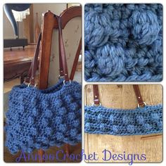 Annoo's Crochet World: Up-cycled Luna Spring Purse Free Pattern