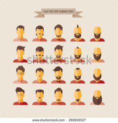 Arte e grafica vettoriale d'archivio di Character Icon | Shutterstock