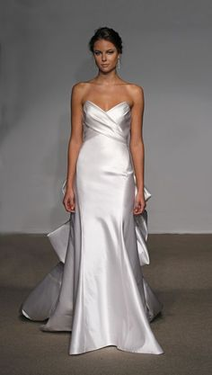 Pretty Sweetheart Mermaid Style Dress