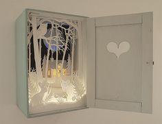 Storybook cupboard