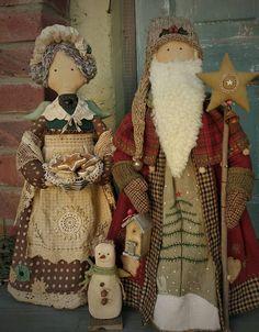 Nikolaus trineo perchas imagen para aplicación plancha navidad Santa Claus
