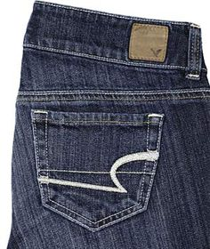 american eagle jeans. artist style. the only jeans id pay full price for.