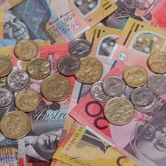 Australia is not a cheap destination, but there are ways to svae money on your trip. Check out my Australia Budget Travel Tips. Australian Money, American Dollar, Math Notes, Travel Money, Travel Tips, Budget Travel, Cost Of Living, Save Money On Groceries, Australia Travel