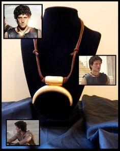 SOLD OUT - Atlantis Inspired Jason's Pendant Adjustable Corded by NekoWorks, $15.99