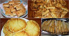 30 perces sós sütik a locsolóknak - Receptneked.hu - Kipróbált receptek képekkel