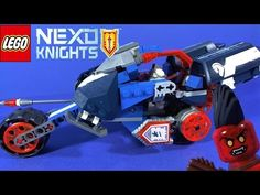 Watch the super-fast Turbo Jouster change to the Mecha horse! Then watch Lance Richmond go to battle! 237 Pieces and 3 Minifigures Lance Richmond, Lancebot a. Lego Knights, Battle, Horses, Horse