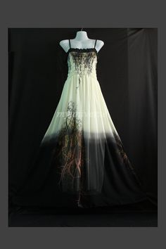 Plus Size Dress Wedding Gown Maxi Dress Prom Dress by myuniverse, $55.00