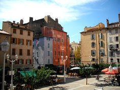 Place du Mûrier - Toulon