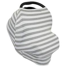 Lower Price with Simple Style Breastfeeding Towel Baby Hat Set Multi-function Safety Seat Car Cover Baby Blended Material Car Cover Cloth Strollers Accessories