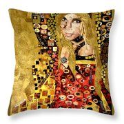 Order your portrait in the style of Gustav Klimt Poster by Irina Bast Gustav Klimt, All Poster, Installation Art, Cool Bands, Great Artists, Fine Art America, Giclee Print, Modern Art, Throw Pillow