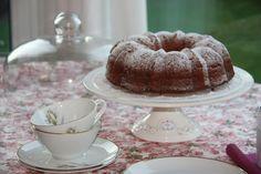 BUNDT CAKE DE CASTAÑAS RELLENO. | Sweet And Sour