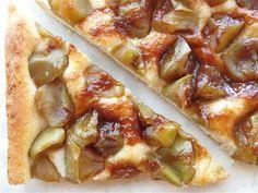 Recipe: Cinnamon-Apple Flatbread