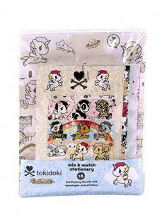 Unicorno Stationery Kit #tokidoki #unicorno #stationery