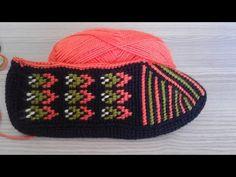 Tunisian Crochet, Knit Crochet, Knitted Hats, Beanie, Booty, Stitch, Knitting, Youtube, Shoes