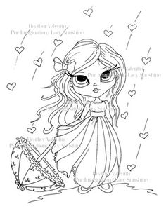 Lacy Sunshine Digi Stamps - The Official and Only Authorized Shop For Heather Valentin Digital Stamps and More