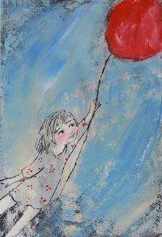 Maddalena Sodo Bir balonun peşine düşmek.