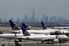 Acciones de United Airlines caen tras incidente con pasajero - Milenio.com